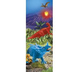 Les dinosaures de Tyrannosaure Rex