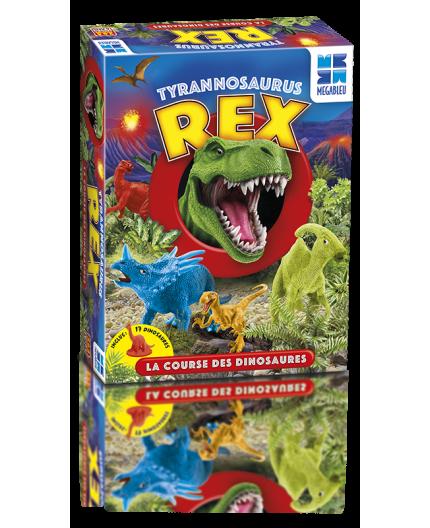 La boîte du jeu de société Tyrannosaure Rex