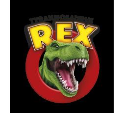 La tête de Tyrannosaure Rex