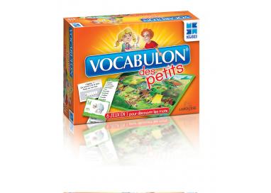 La boîte du jeu de société Vocabulon des Petits