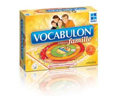 La boîte du jeu de société Vocabulon Famille