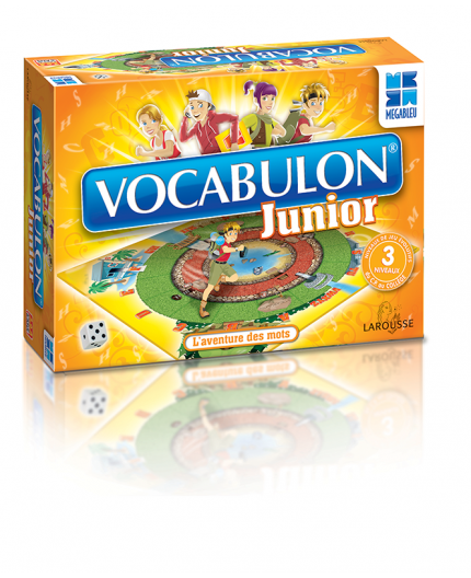 La boîte du jeu de société Vocabulon Junior