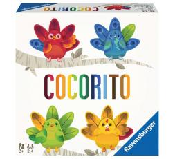 La boite du jeu de société Cocorito