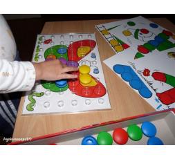 Mise en pratique du jeu Colorino