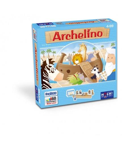 La boite du jeu de société Archelino