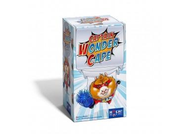 La boite du jeu de société Capt'ain Wonder Cape