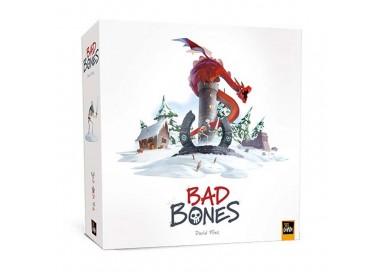 La boite du jeu de société Bad Bones