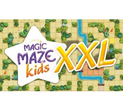 Illustration du jeu Magic Maze Kids XXL
