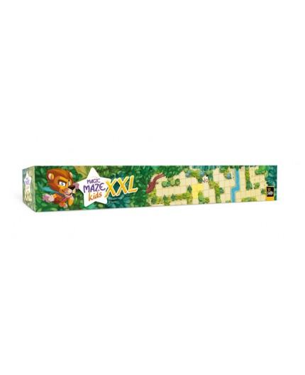La boite du jeu de société Magic Maze Kids XXL