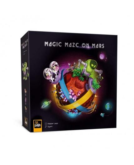La boite du jeu de société Magic Maze on Mars