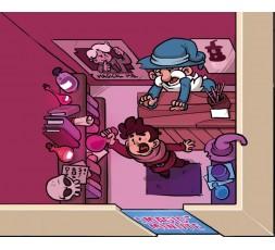 Illustration du jeu Magic Maze