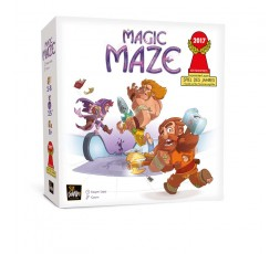 La boite du jeu de société Magic Maze