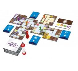 Le matériel du jeu Magic Maze