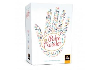 La boite du jeu de société Palm Reader