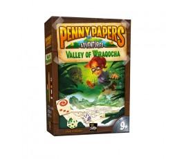 Boîte du jeu de société Penny Papers Adventures : The Valley Of Wiraqocha