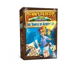 Boîte du jeu de société Penny Papers Adventures : The Temple Of Apikhabou