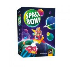 La boite du jeu de société Space Bowl