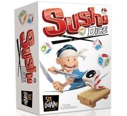 La boite du jeu de société Sushi Dice