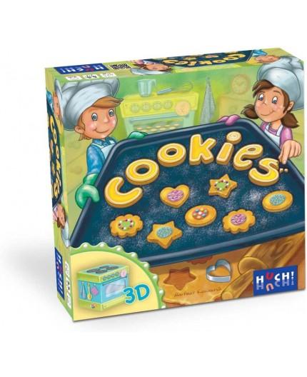 La boite du jeu de société Cookies