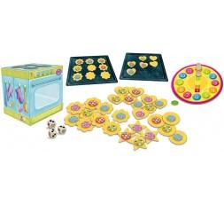 Le matériel du jeu de société Cookies