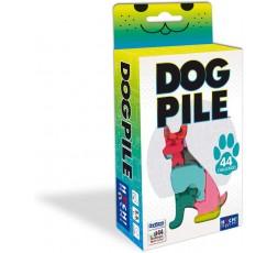 La boite du jeu de société Dog Pile