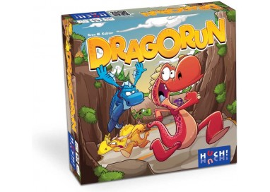 La boite du jeu de société Dragorun
