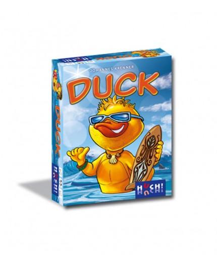 La boite du jeu de société Duck
