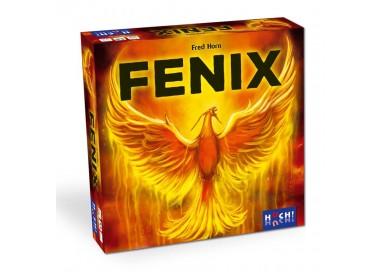 La boite du jeu de société Fenix