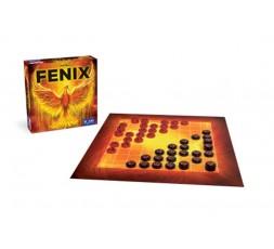 Le matériel du jeu de société Fenix