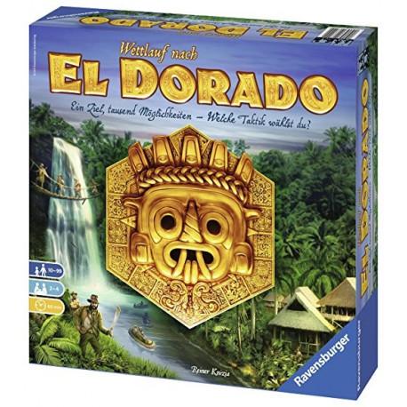 Boîte du jeu de société El Dorado