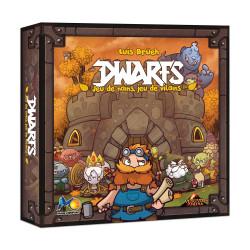 DWARFS, jeu de nains, jeu de vilains.