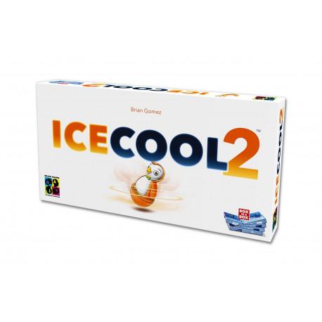 Boîte du jeu de société Icecool2