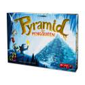Boîte du jeu de société Pyramid of Pengqueen