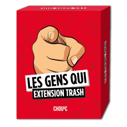 LES GENS QUI extension trash