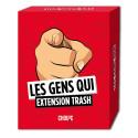Boîte du jeu de société Les Gens Qui Extension Trash