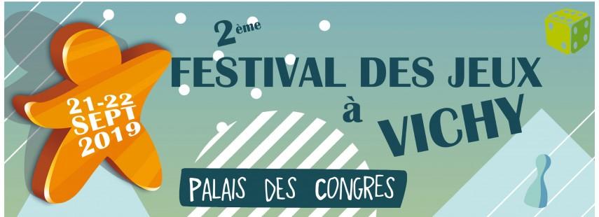 Retour sur Le Festival des jeux de Vichy