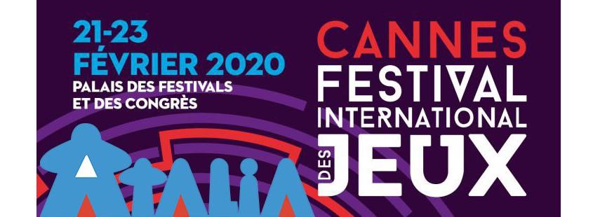 Demandez le programme ! Atalia à Cannes