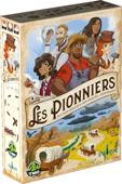 Les Pionniers, la boite de jeu