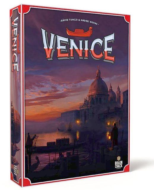 Boite de jeu Venice