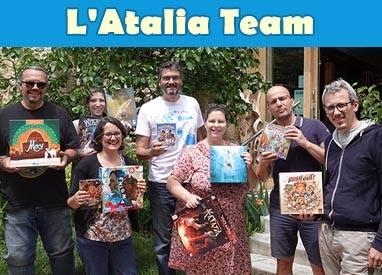 equipe Atalia 2021