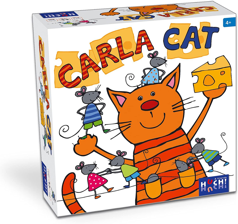 Carla's cat